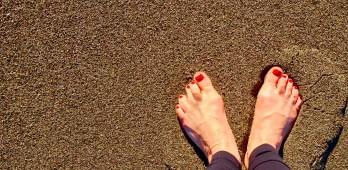 Selfie, Pt. Reyes National Seashore, California