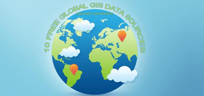 10 Free GIS Datasets