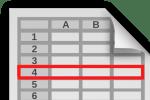 Attribute Table Record