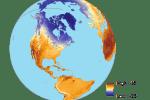 Land Surface Temperature April 2015