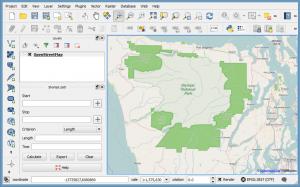 QGIS Guide: Screenshot Example