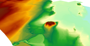 LiDAR Digital Elevation Model