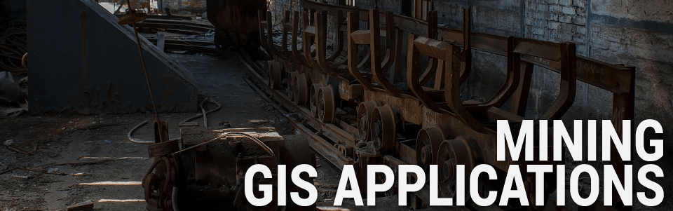 Mining GIS Applications