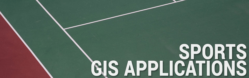 Sports Recreation GIS Applications