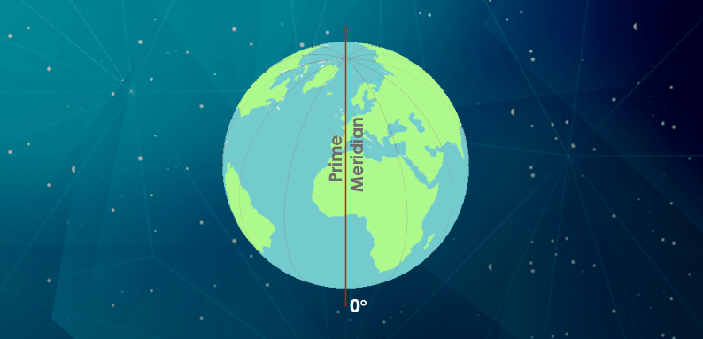 Greenwich Meridian (Prime Meridian) - GIS Geography