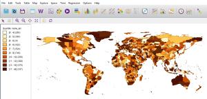 GeoDa Software