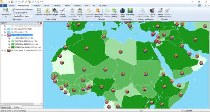 Geomedia Bar Charts