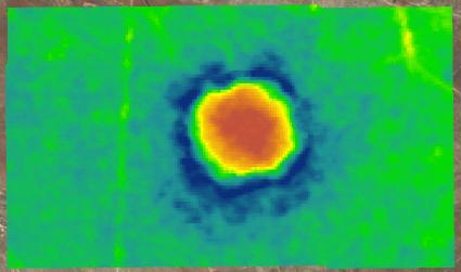 Arizona Meteor Crater DEM