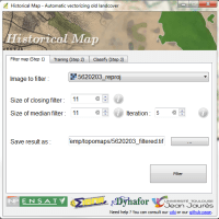 Historical Map Plugin for QGIS Helps You Unlock Historical Data