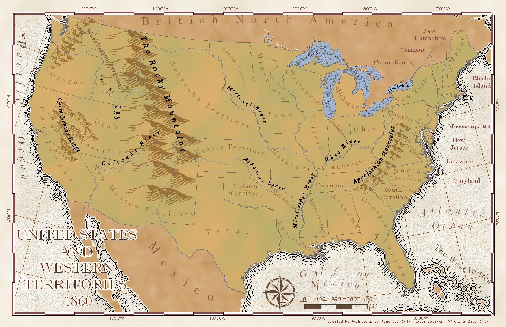 United States Of America Amp