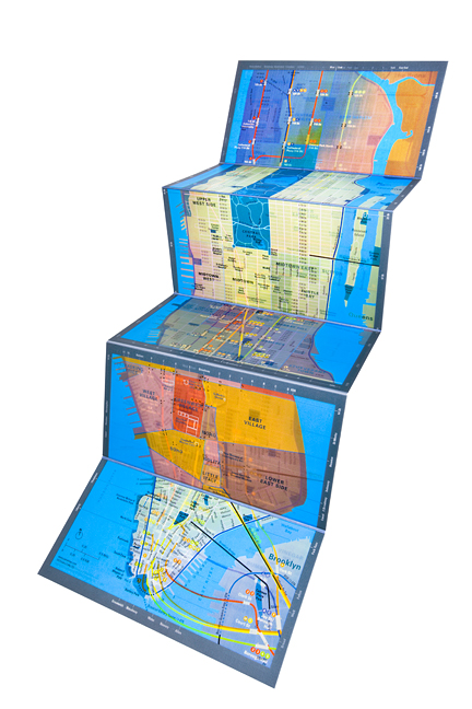 Panamap Print Map