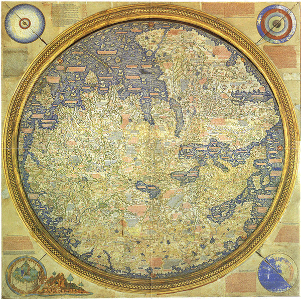 Fra Mauro's World Map