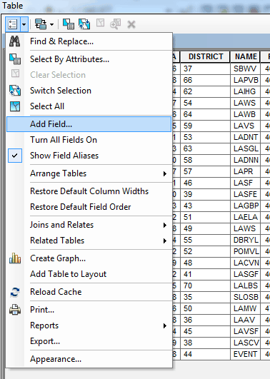 add-field-gis-table