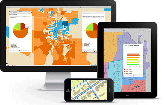 Explorer for ArcGIS released by Esri for Mac OS.