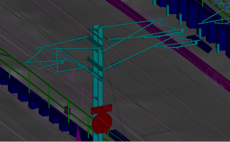 Sample electrical structure