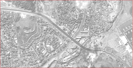Aerial imagery from SBL.