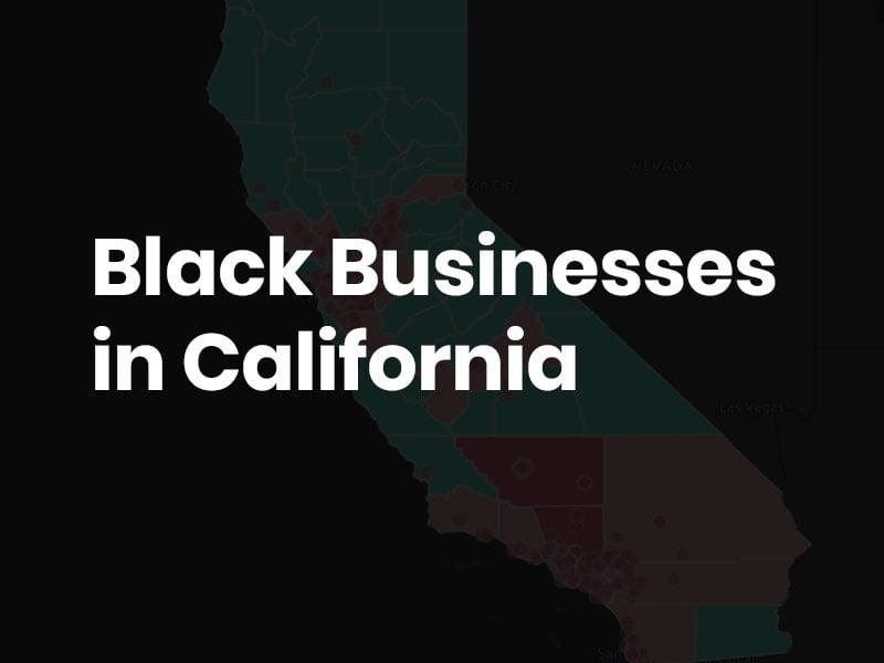Black Businesses in California