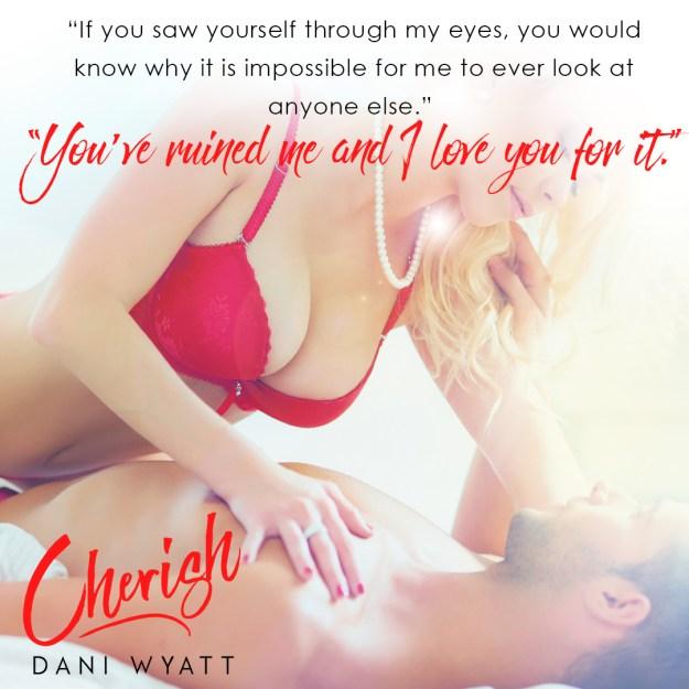Dani Wyatt Cherish Teaser 6