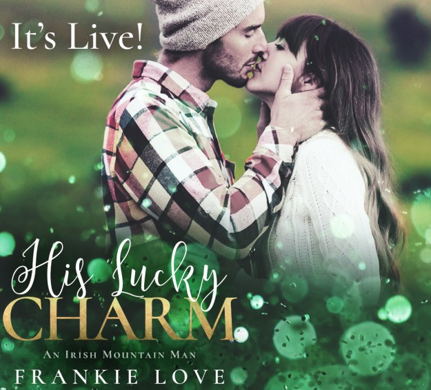 His Lucky Charm NOW LIVE