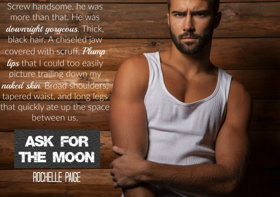 Ask for the Moon teaser gorgeous