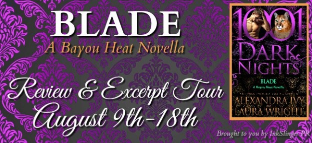 BLADE - Tour banner