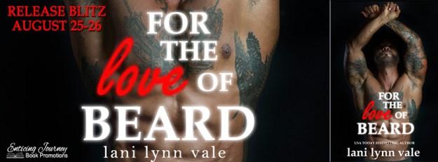 For The Love of Beard banner