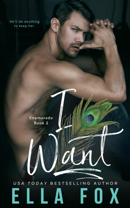I Want Ebook Cover