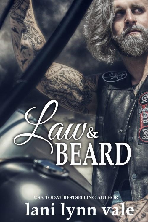 Law&Beardcover