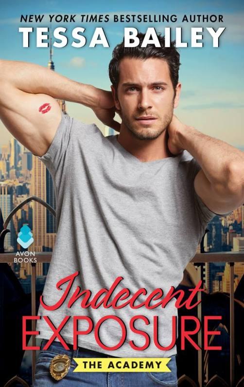 Indecent Exposure Cover