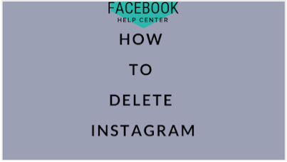 How To Deactivate Instagram Account Permanently