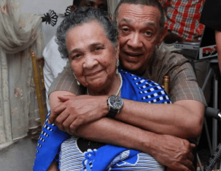 PHOTOS: Ben Bruce's mom turns 93