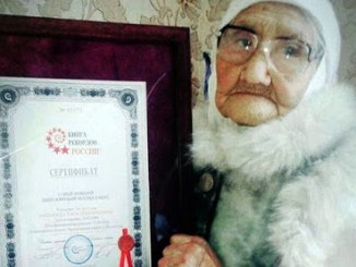 World's oldest woman dies in Russia aged 123