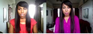 PHOTOS: Meet The Nigerian Girl WIth A Waist Length Hair