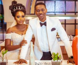 Did Actor Lateef Adedimeji weds Adebimpe Oyebade?