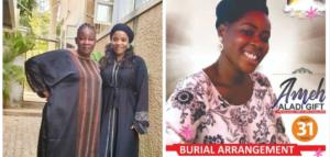 I've never seen Ada Ameh this broken – Empress Njamah