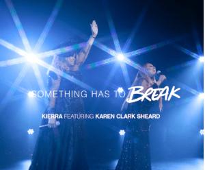 Kierra Sheard Releases New Single Feat. Karen Clark Sheard