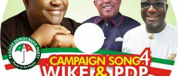 PDP Campaign Song 2021