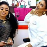 """I Promise to be loyal to you till death do us part' – Bobrisky tells Tonto 15"