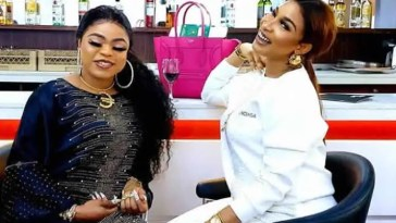 """I Promise to be loyal to you till death do us part' – Bobrisky tells Tonto 12"