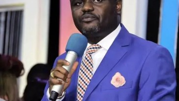 Dr Abel Damina Biography: Church And Net Worth 4