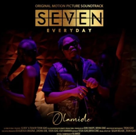 "Olamide – ""Everyday"" (SEVEN, Prod. by Pheelz)"