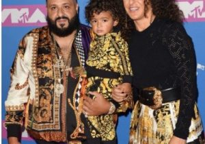 """DJ Khaled Reveals Name Of His New Born Son As """"Alam"""""""