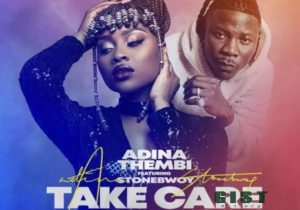 Adina – Take Care Of You Ft. Stonebwoy Mp3 Download