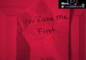 Tate McRae – You Broke Me First