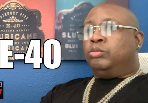"""E-40 suggests Tupac could have survived the Vegas film """"If He Wished to Live"""""""