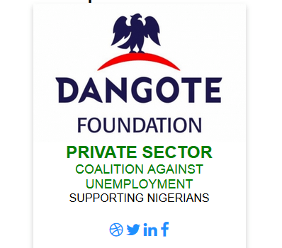 Dangote support fund