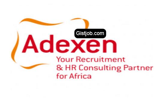 Adexen Recruitment Agency Job Recruitment (5 Positions)