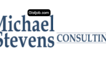 Michael Stevens Consulting Job Recruitment (3 Positions)