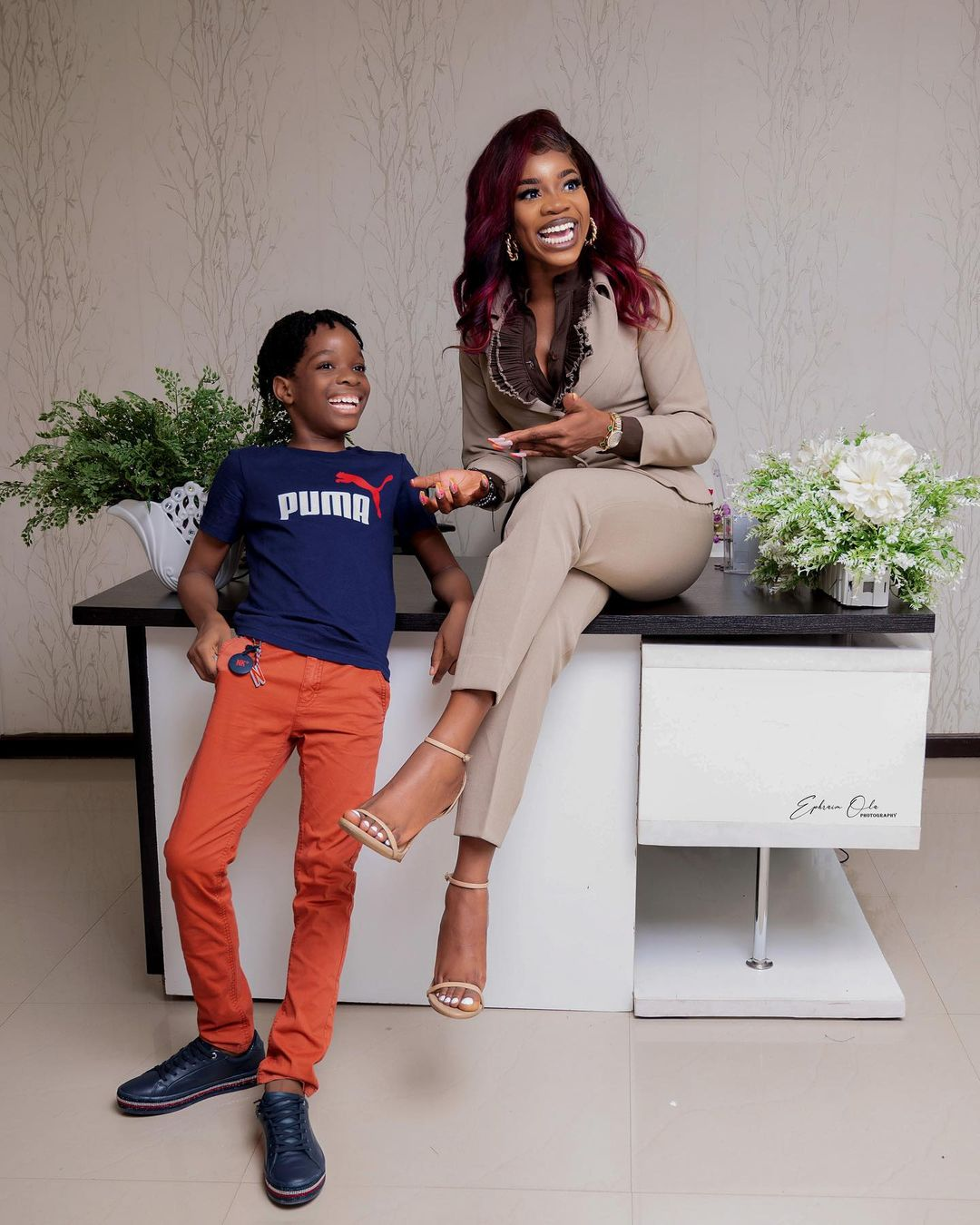 I've Done My Best As A Parent The Rest Of The Story Is For My Son To Share Wizkid's First Baby Mama Says As She Shares A Complicated Message