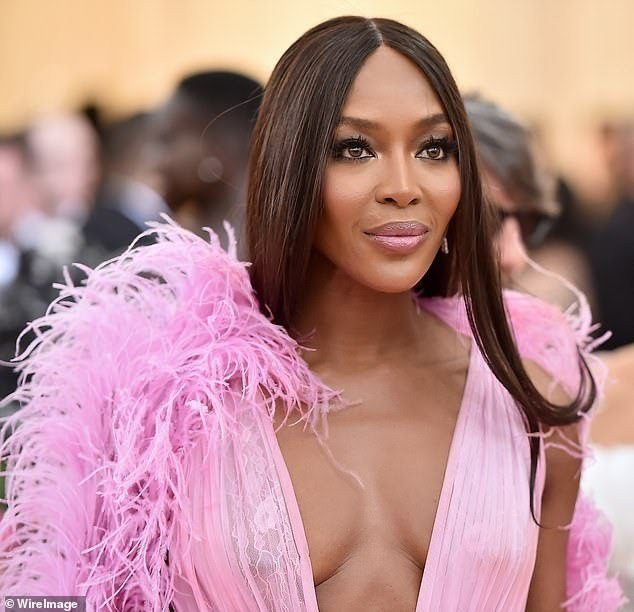 Naomi Campbell Has Secretly Been Dating Someone In Us For 18 Months And They Are Living Together